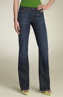 Citizens of Humanity Amber Mid Rise Bootcut Stretch Jeans (New Pacific)