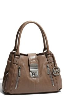 MICHAEL Michael Kors Jenna   Medium Leather Tote