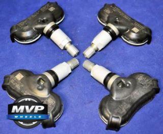 Hyundai Kia TPMS Tire Pressure Sensor Set 4 NEW 52933 2F000