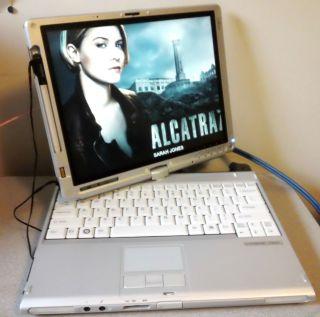 Fujitsu LifeBook T4220 Convertible Tablet PC Laptop 2 2ghz Wacom Core