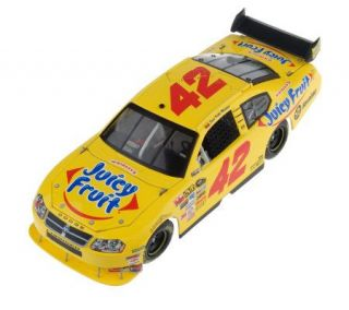 Juan Montoya 2008 #42 Juicy Fruit 124 Scale Car —