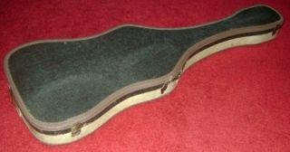 RARE Vintage Kay Harmony Silvertone Case Electric Guitar 60s 50s