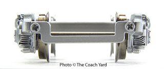 Coach Yard 0509 Passenger Car Trucks Pullman 43 R Triple Bolster F P