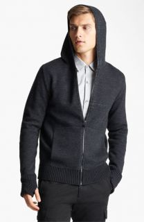 Field Scout Merino Wool Hooded Sweater