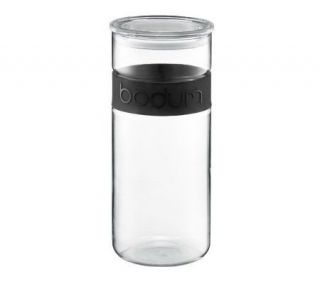 Bodum Presso Glass Storage Jar, 68 oz   K299912