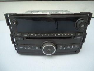 07 08 Chevy Cobalt Pontiac G5 Radio CD Player Stereo Aux