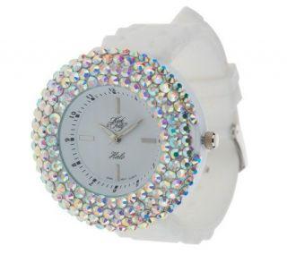 Kirks Folly Fairy Halo Sparkle Watch —