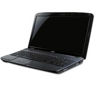 Acer Aspire AS55425462 AMD Dual Core 500GB 15.6 Ntbk Win 7 —