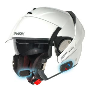 Sharktooth Bluetooth Communications Unit for Shark Helmets
