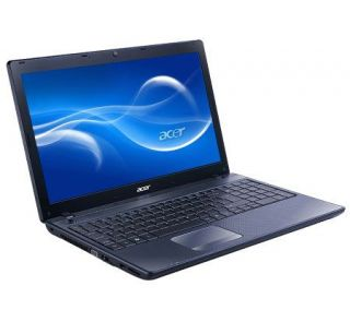 Acer 15.6 LED Notebook   Core i3, 2GB RAM, 320GB HD —