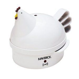 Maverick Sec 2 Henrietta Hen Egg Cooker White New