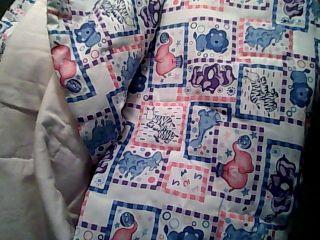 handmade baby quilt in Baby