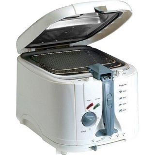Maxi Matic 5 Quart Cool Touch Electric Deep Fryer
