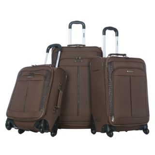 olympia corea 3 piece luggage set