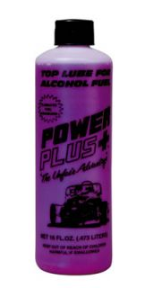 Manhattan Oil Fuel Additive Alcohol Top Lube Power Plus Cherry 16 oz