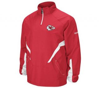 NFL Kansas City Chiefs Sideline Hot Jacket —