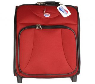 American Tourister Space Saver Rolling Tote —