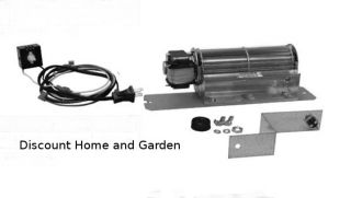 Napoleon Continental Gas Fireplace Blower Fan Kit Variable Speed GZ550