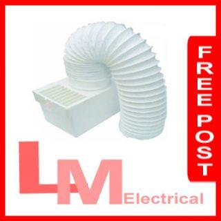 deflecto indoor dryer vent kit lint trap venting heat
