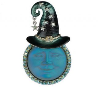 Kirks Folly Seaview Moon Witch Pin/Enhancer —