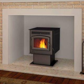TPS35 EPA Pellet Corn Fireplace Stove Multi Fuel Efficient Napoleon