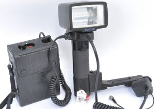 Contax 540 real time flash