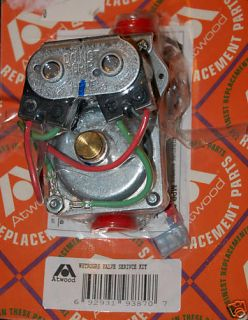 Atwood Water Heater Gas Valve DSi Old 93870 New 93844