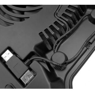 Cooler Master Extra Slim 17 inch Laptop Cooling Pad USB Powered