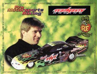 Cory Lee Rat Fink Team Nasty 2000 Oldsmobile Cutlass Nitro Funny Car