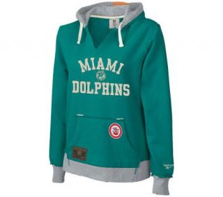 NFL Miami Dolphins Womens Classic Hooded Fleece —