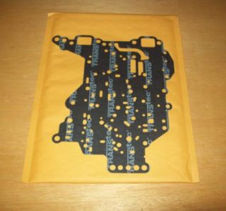 ford truck c6 transmission valve body gasket