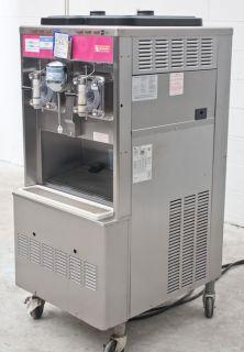 Taylor 342D 27 Soft Serve Ice Cream Yogurt Maker 2 Flavor Frozen