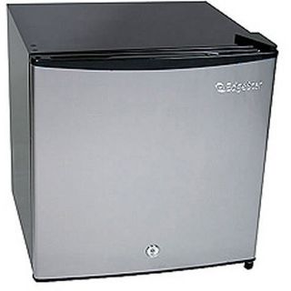 EdgeStar Compact Mini Fridge Freezer Small Refrigerator Stainless
