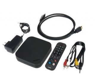 Link Movie Nite Plus TV Streaming Media Player w/ HDMI Cable