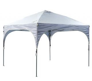 Coleman Signature Instant Canopy with LED Lights —