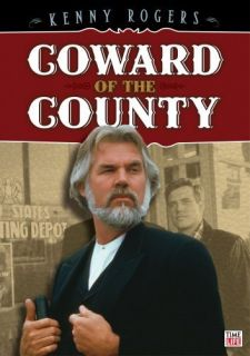 Coward of The County New SEALED DVD Kenny Rogers 610583331592