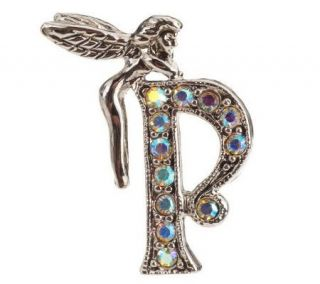 Kirks Folly Fairy Initial Scatter Pin —