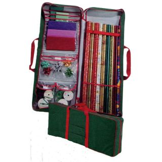 Gift Wrap Craft Storage Bag Keeper Case Holder Wrapping Paper