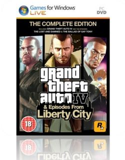 Brand New SEALED PC Grand Theft Auto IV The Complete Edition Aus Stock