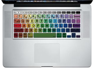 Pro Air Keyboard Cool Stickers Vinyl Decal Skins Laptop Sticker