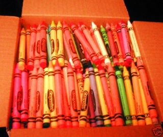 Crayons 8 Asst Brands Crayola Crazart Craft Inc Rose Art Penway