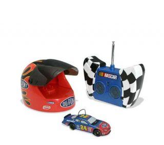 Jeff Gordon NASCAR 164 Scale R/C Car with Helmet Charger —