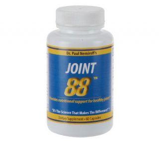Dr. Paul Nemiroffs Joint 88 Support Supplement —
