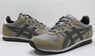 New Mens Asics Corrido Athletic Shoes Warm Grey Ash