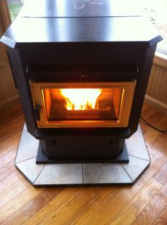 Energy Systems Magnum 3500P Countryside Pellet Corn Flex fuel Stove