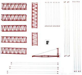 TWH Manitowoc 4100 Ringer Crane Boom Jib Ext Kit Only