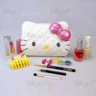 Hello Kitty Cosmetic Makeup Bag Purse 503