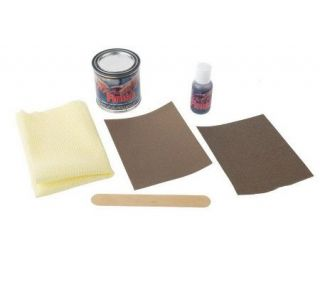 Miracle Finish 6 Piece Wood Stain Refinishing and Restoration Kit