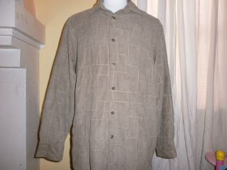 Crazy Horse Mens Button Up Collared Shirt Size XL