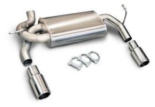 Corsa Performance Exhaust DB Cat Back Exhaust System 24412